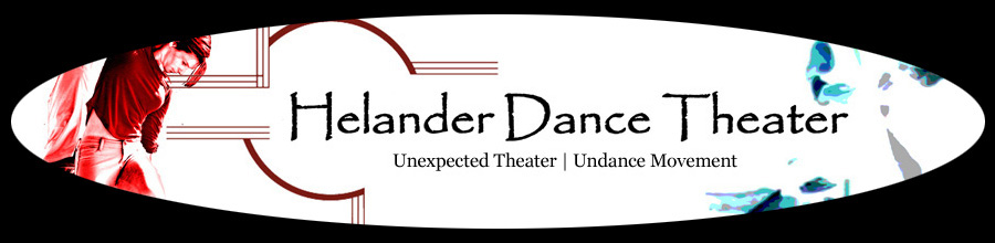 Helander Dance Theater - Unexpected Theater | Undance Movement